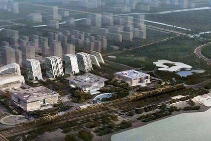济宁市文化中心项目