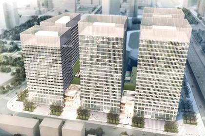 北京金融街月坛中心项目