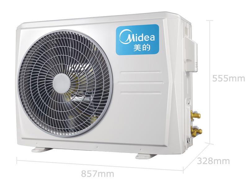 美的冷暖空调天行柜机