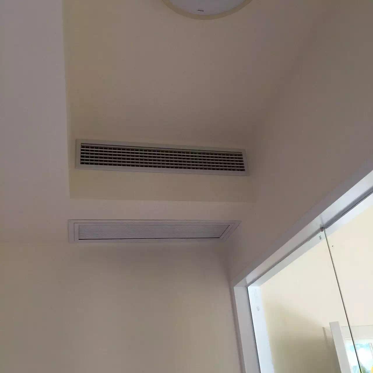 长沙乾源国际空调安装效果