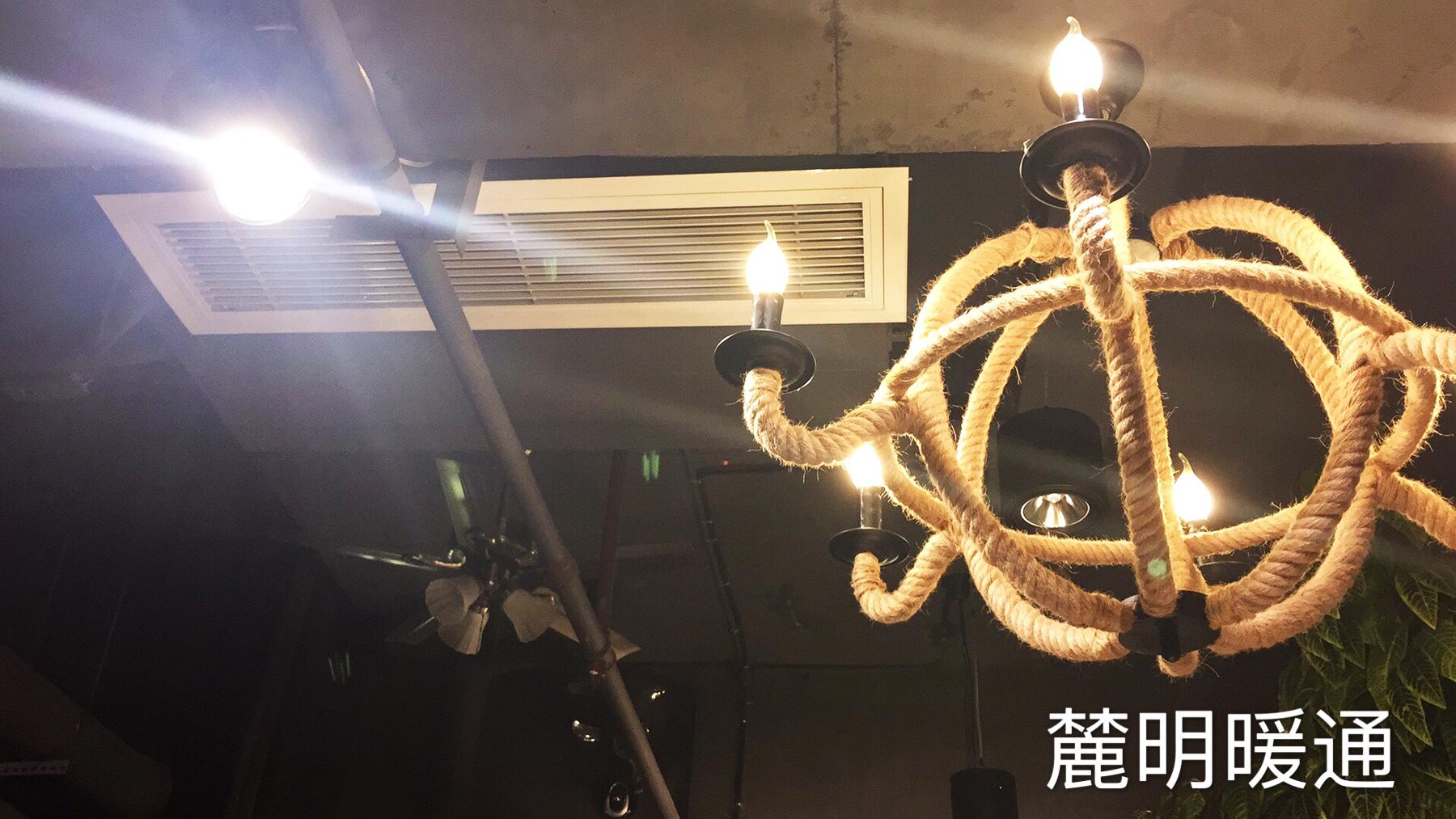 快乐筱湘餐饮店中央空调
