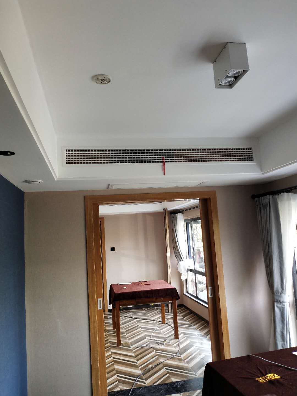 茶楼中央空调