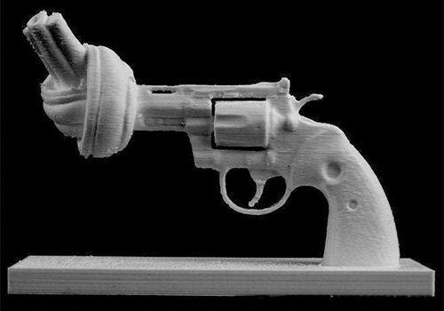 3D打印工艺品