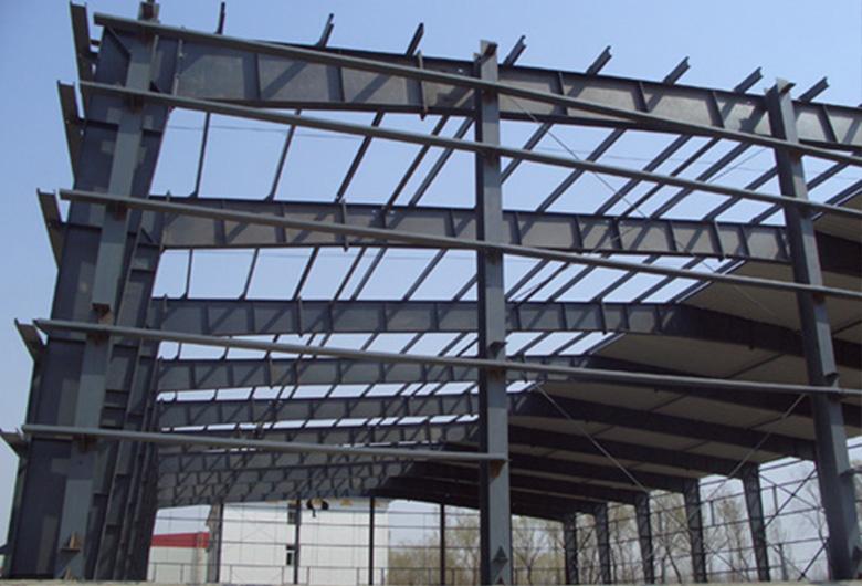 沈阳钢结构建筑