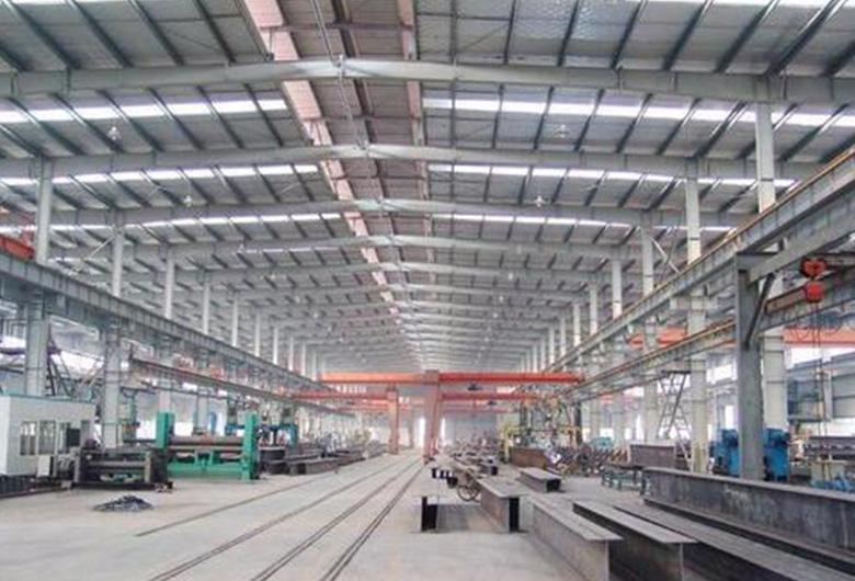 钢结构生产车间工程
