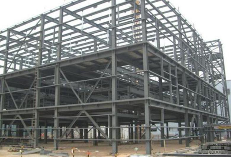 多层钢结构工程