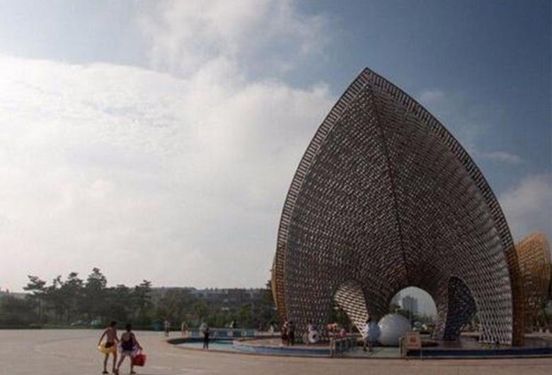 钢结构建筑造型