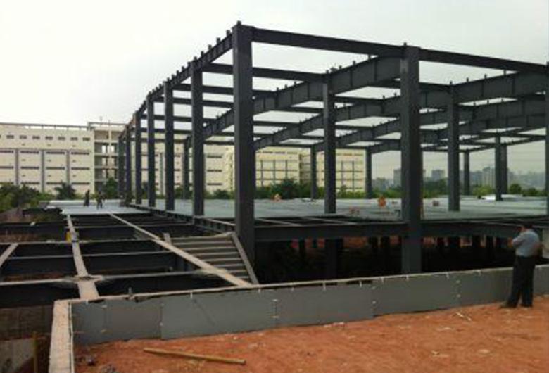 专业钢结构搭建