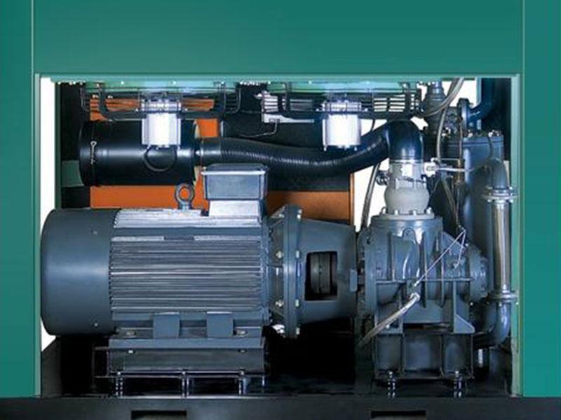 如何对螺杆空压机进行正确的保养与维护