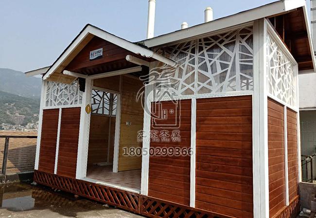 福州工地公厕