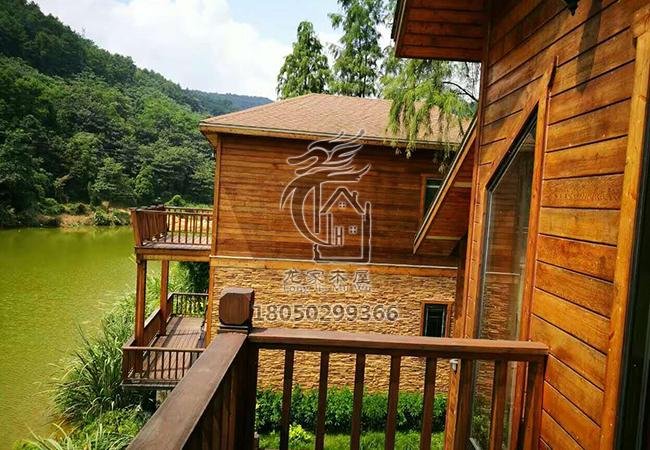 度假木屋别墅