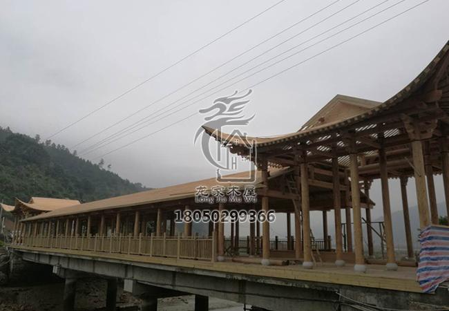 福州木拱廊桥