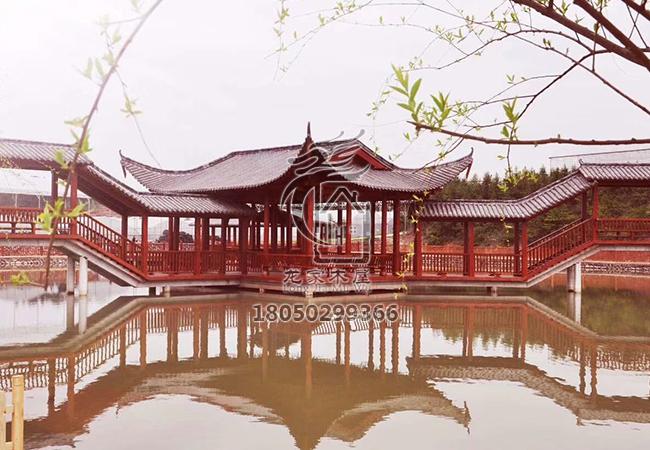 福州水榭长廊