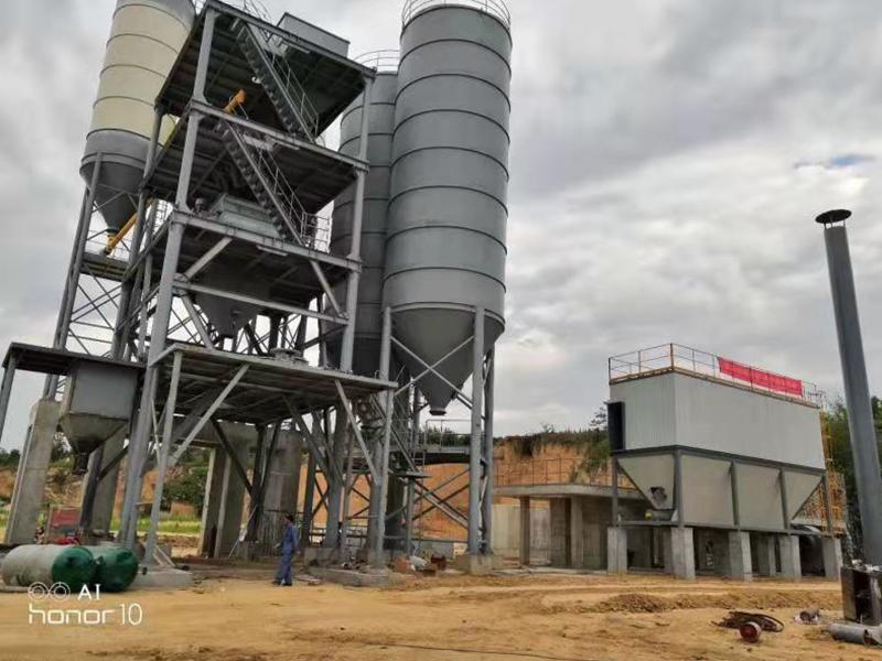 年产10万吨散装干粉砂浆站