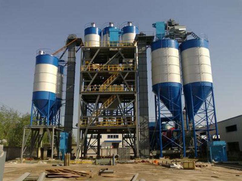 年产35万吨干粉砂浆搅拌站