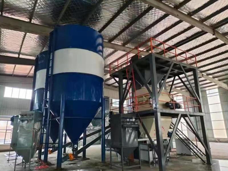 特種砂漿攪拌設備