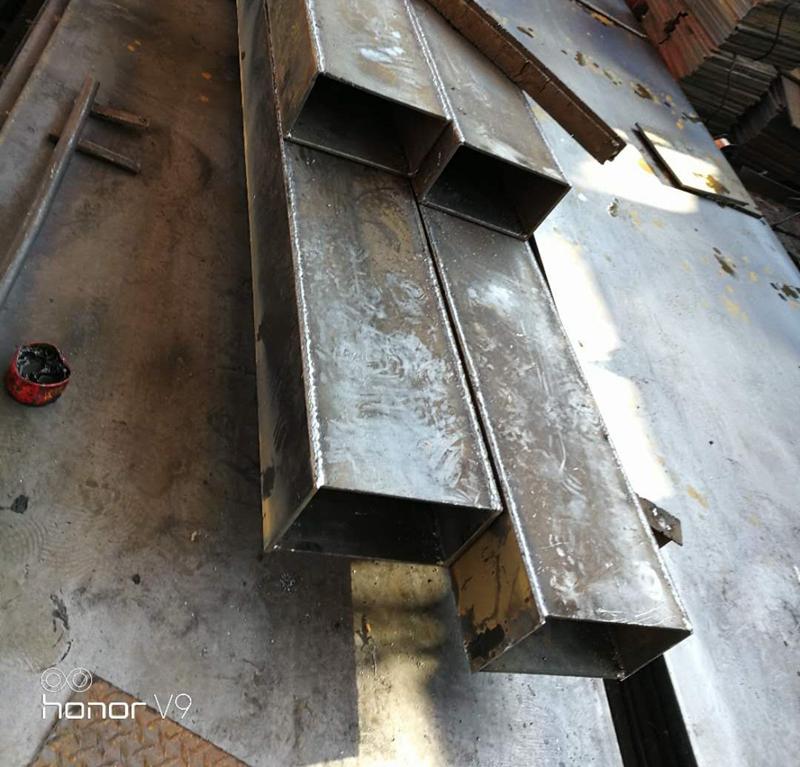 钢板加工工艺