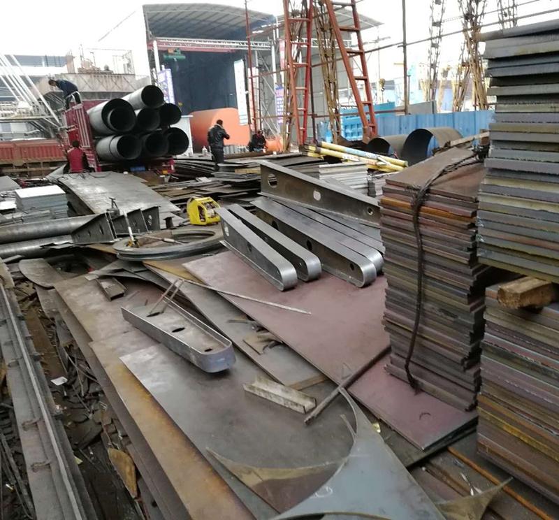 昆明钢板焊接