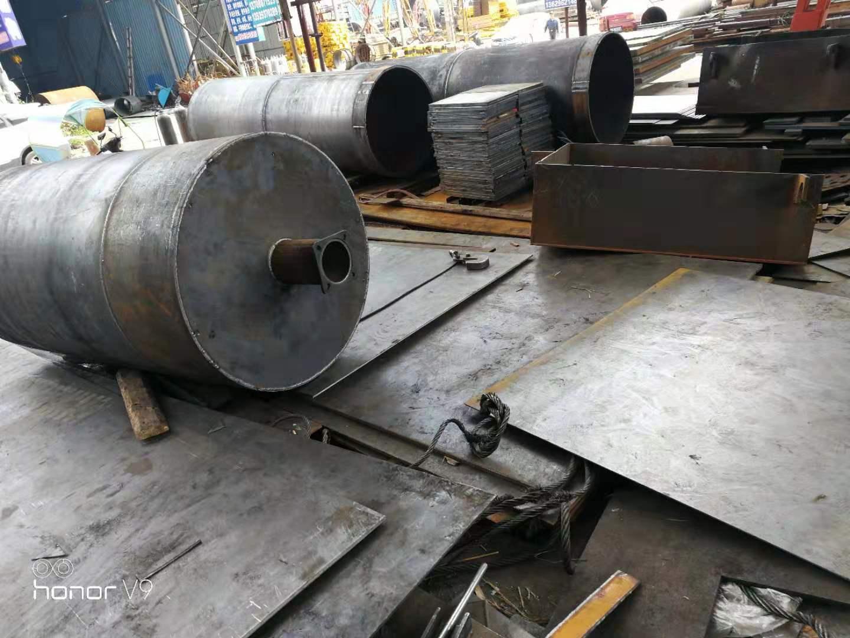 质量好的钢板切割能大大增加工作效率