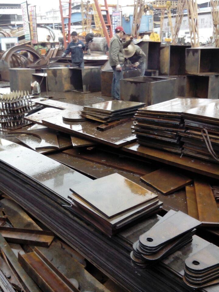 云南钢板异型加工厂家