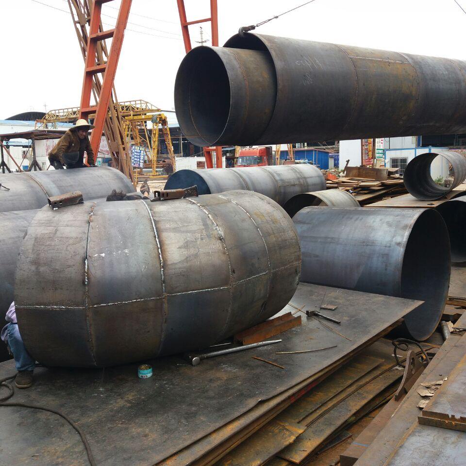 云南钢板加工厂家焊接护筒