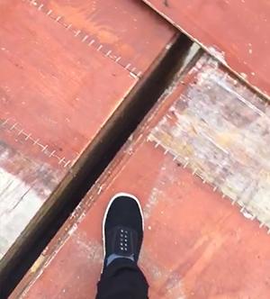 建筑模板拼接