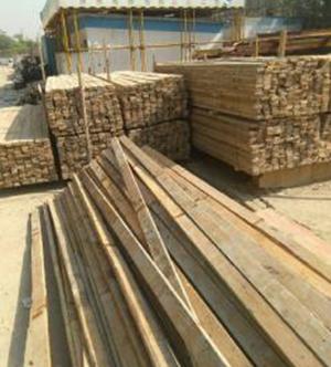 建筑木方價格大概多少錢一方