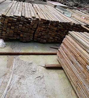 重慶建筑方木拼接