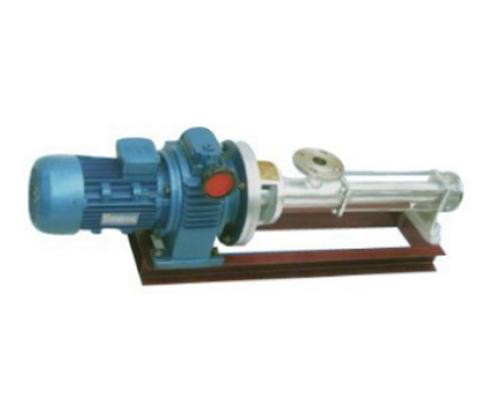 G系列无级调速型螺杆泵