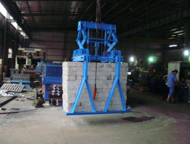 机械式吊夹