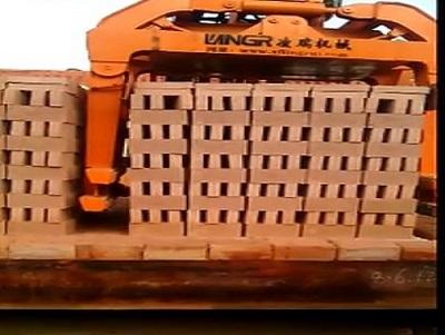 凌瑞隧道窑5排-钟罩式6吨抱砖车