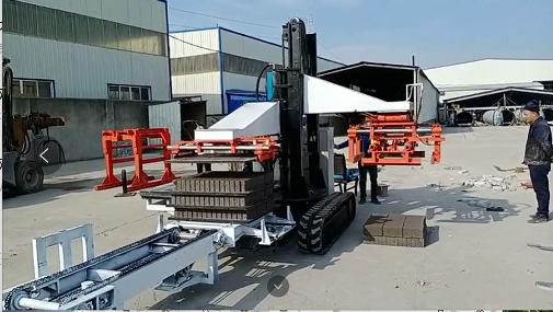 高效省事的碼磚機廠家推舉淩瑞機械