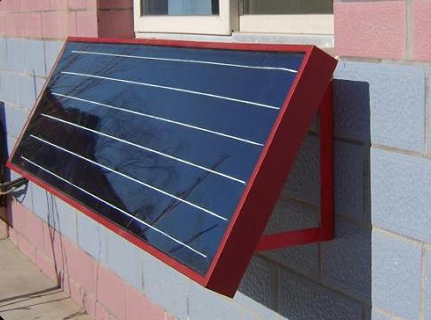 蓝色海洋经典A系列太阳能热水器