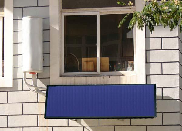 西安平板太阳能热水器