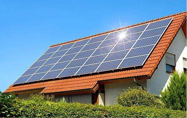 平板太阳能取暖系统