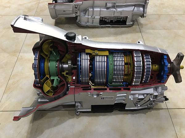 机械式自动变速箱
