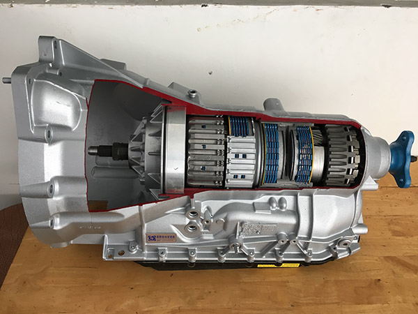 汽车自动变速箱维修