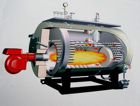 樂山燃氣鍋爐正確保養方法