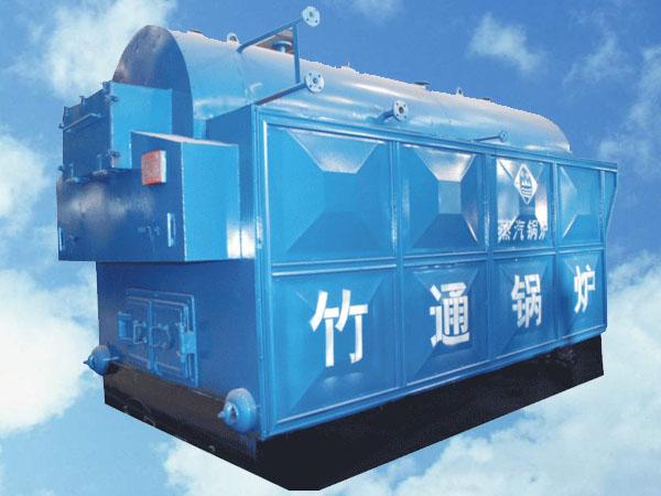 樂山燃氣蒸汽鍋爐製造工藝
