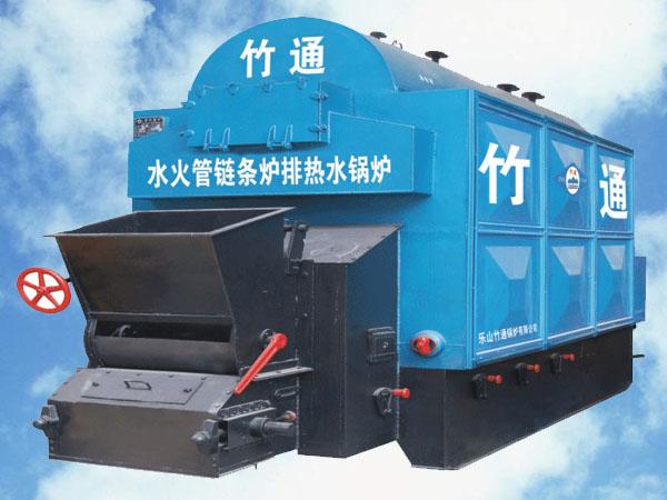 樂山燃煤蒸汽鍋爐製造商