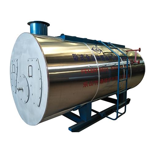 樂山臥式燃氣蒸汽鍋爐廠家與資陽市經東實業有限公司合作成功