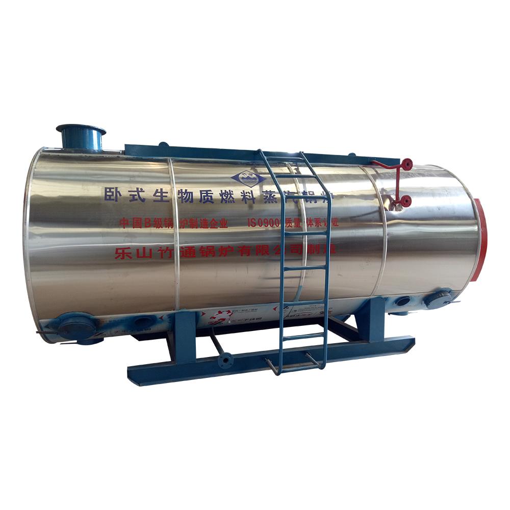 樂山臥式生物質蒸汽鍋爐公司與攀枝花康正農產品包裝有限責任公司合作成功