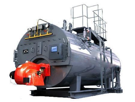樂山燃氣蒸汽鍋爐