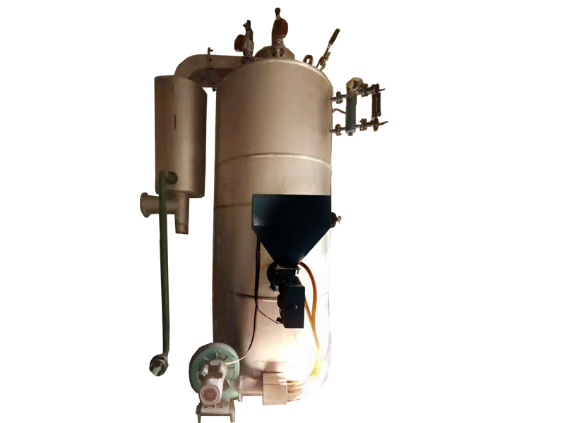 立式多物质燃料锅炉