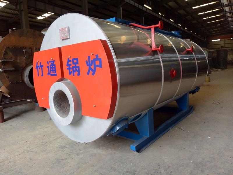 卧式生物质热水锅炉