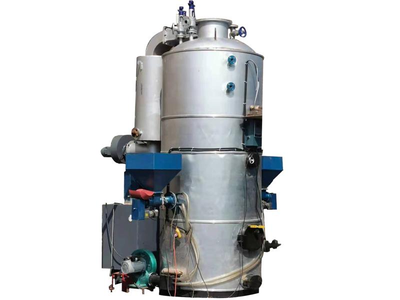立式生物质热水锅炉