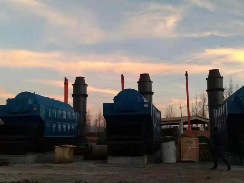 祝贺乐山卧式燃油蒸汽锅炉公司与德昌县某公司合作成功