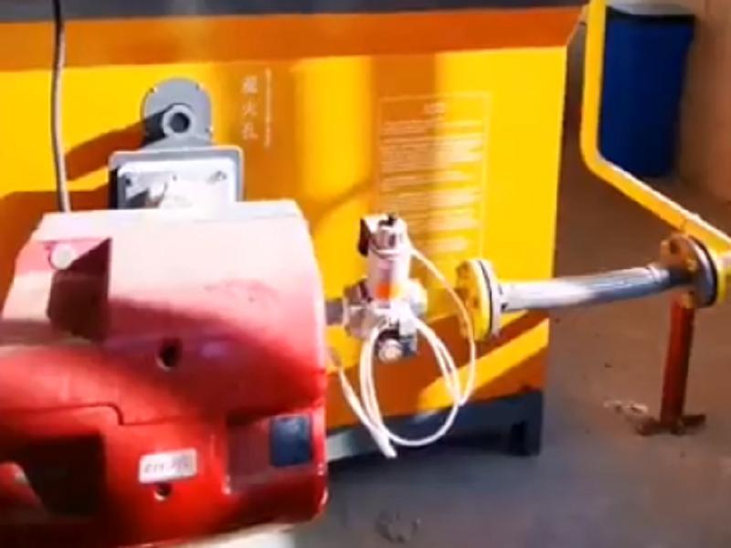 蒸汽锅炉视频
