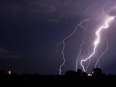 夏日雷雨天如何防雷