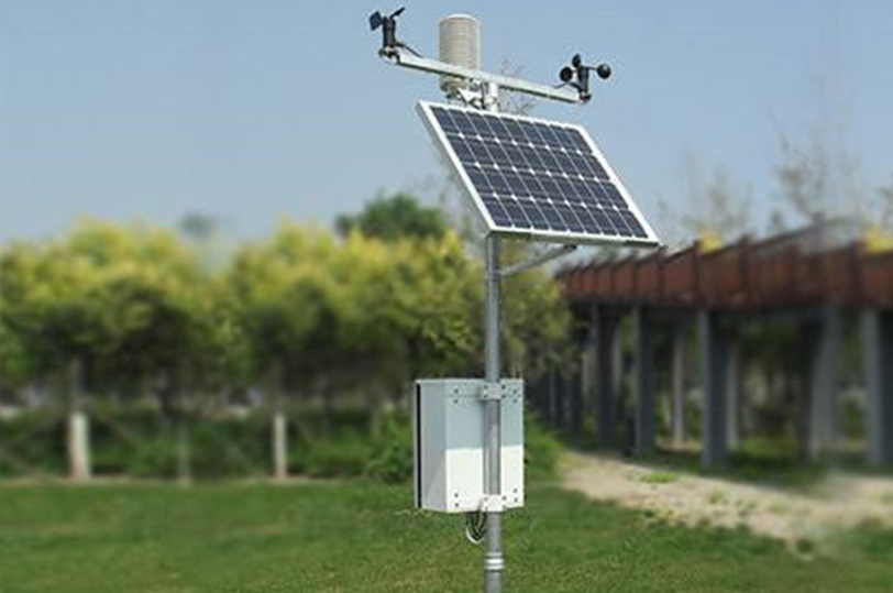 湖南空管气象观测设备遭雷击坏及时恢复